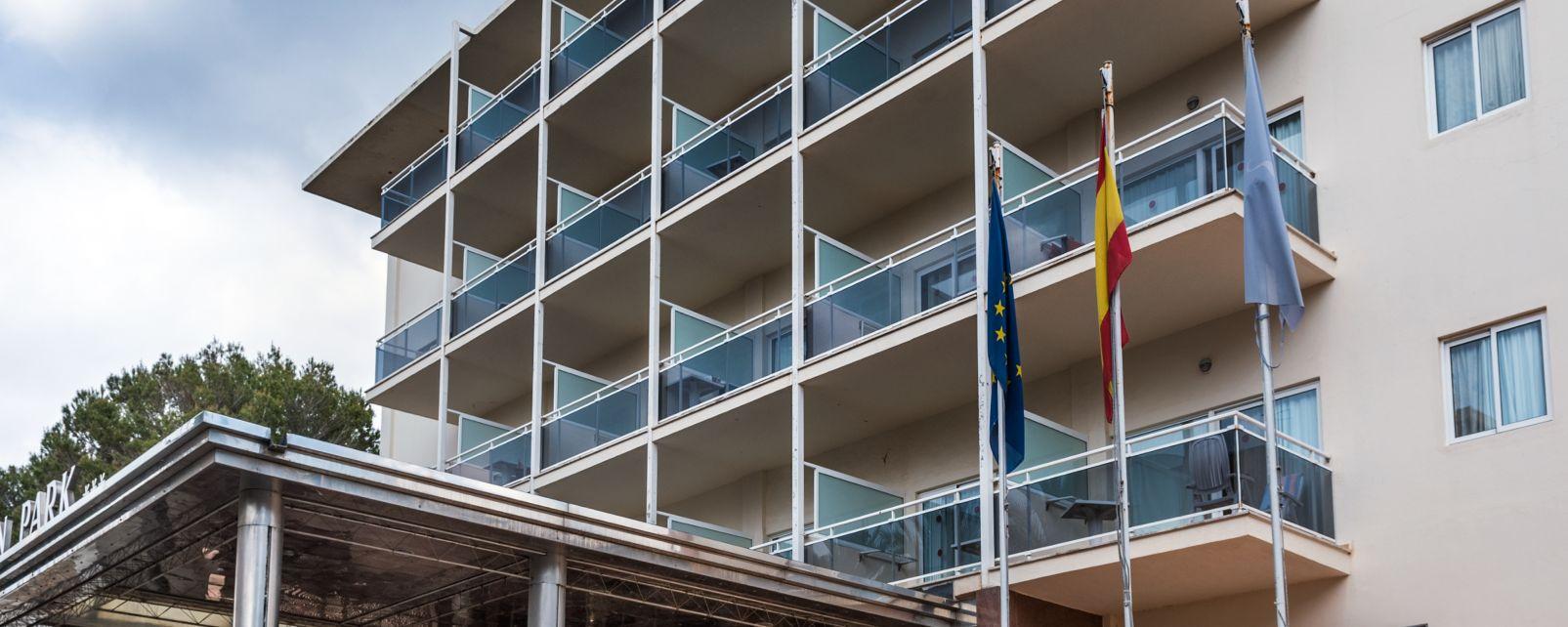 Hôtel HM Ayron Park Les Meravelles