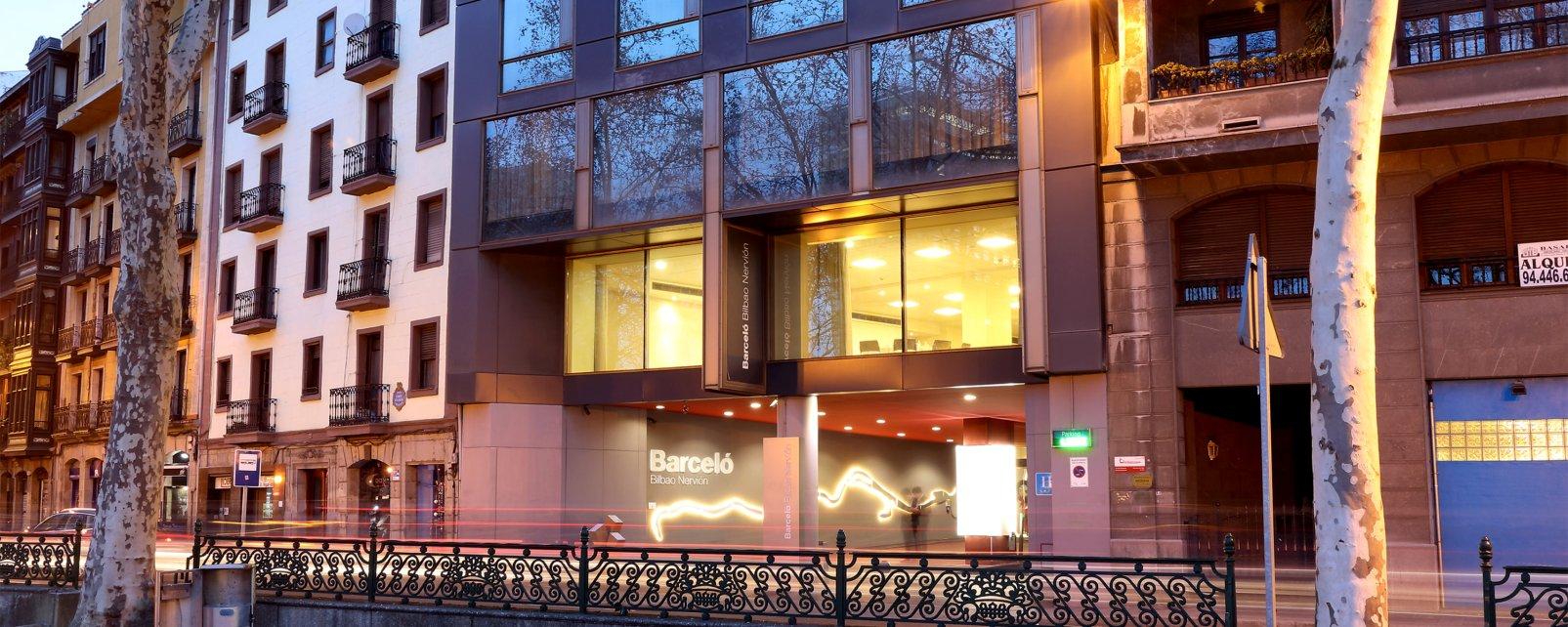 Hôtel Barcelo Bilbao Nervion