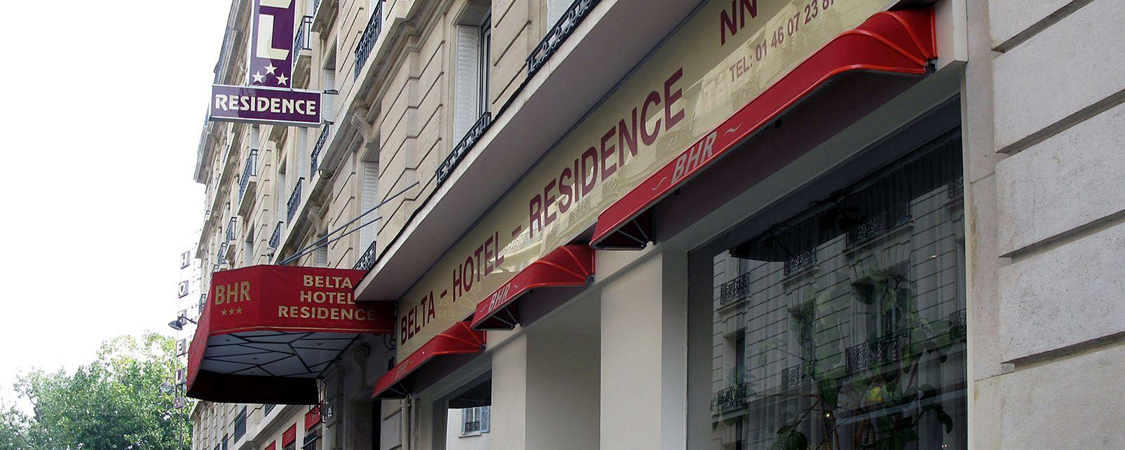 Hotel Belta Paris Bewertung