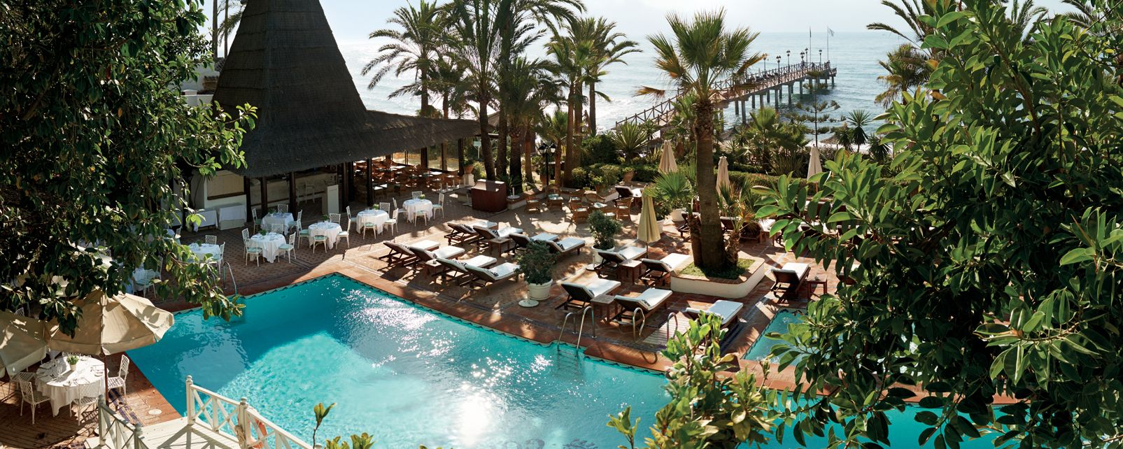 Hôtel Marbella Club Golf Resort Spa