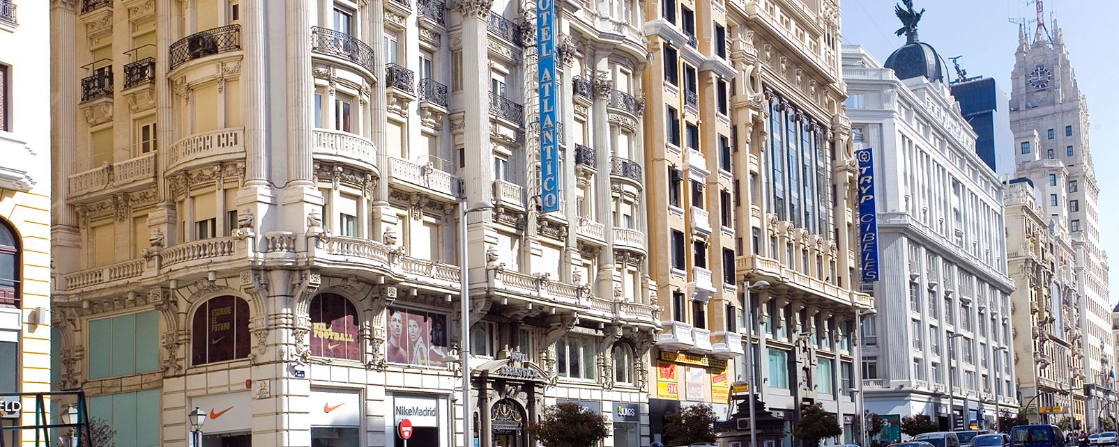 Hotel Atl Ntico In Madrid Spain