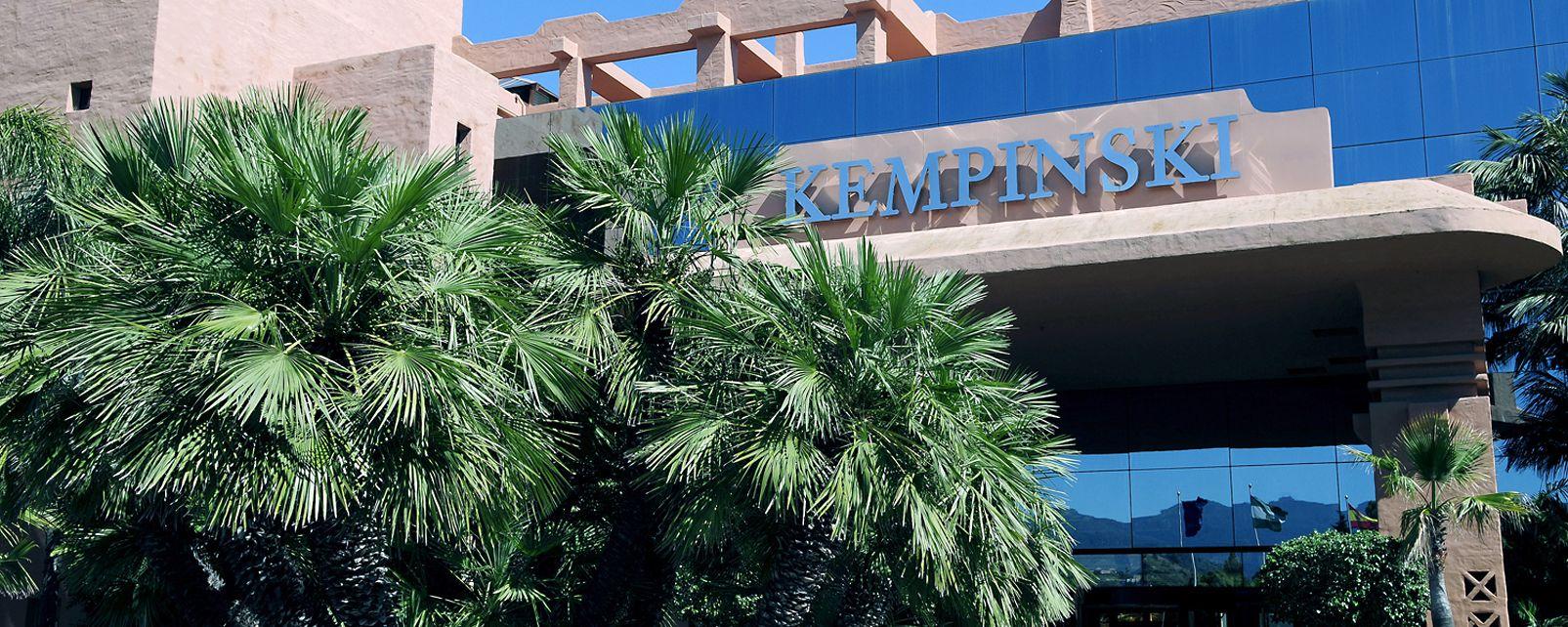 Hotel Kempinski Hotel Bahia Estepona