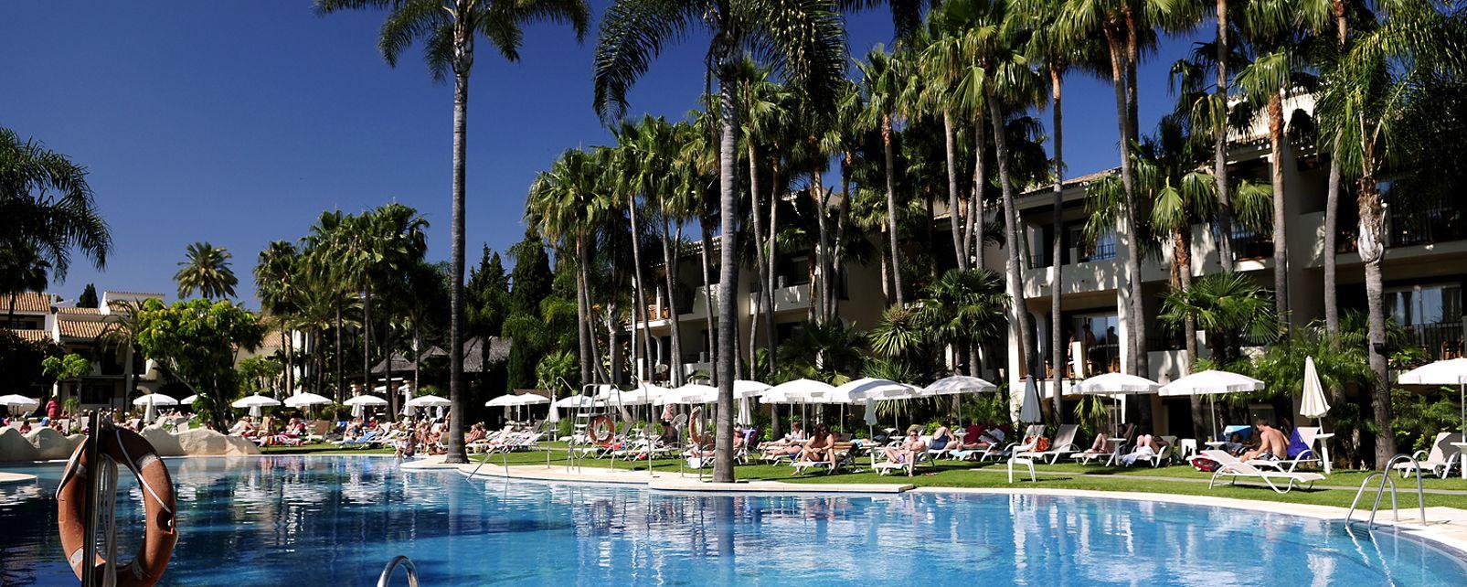 Hotel Blue Bay Banus, Puerto Banus, Spanien