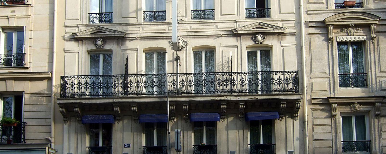 Hotel Best Western Marais Bastille