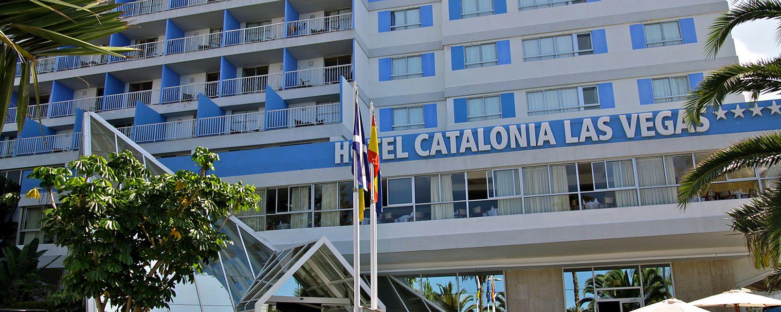 Hotel catalonia las vegas in puerto de la cruz spain - Hotel puerto de vega ...