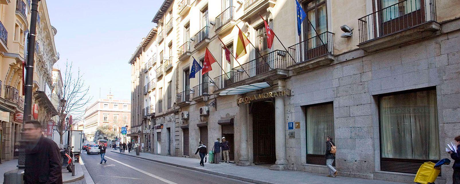 Hotel Catalonia Moratín