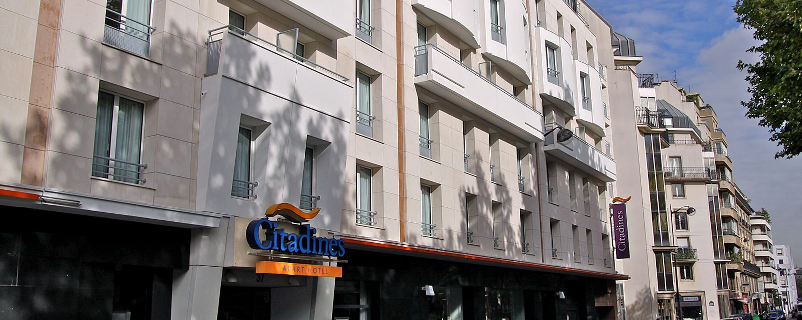 H tel citadines paris bastille marais paris france for Hotel boulevard richard lenoir paris