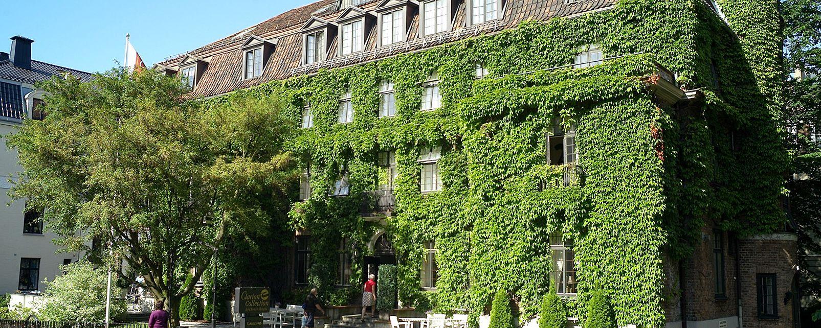 Hôtel Clarion Collection Gabelshus