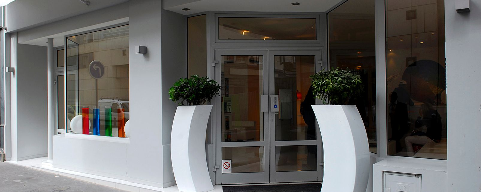 H tel color design for Color design hotel paris