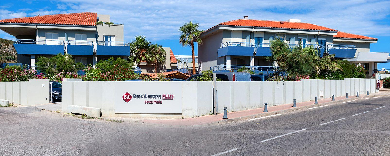 Hotel Best Western Santa Maria