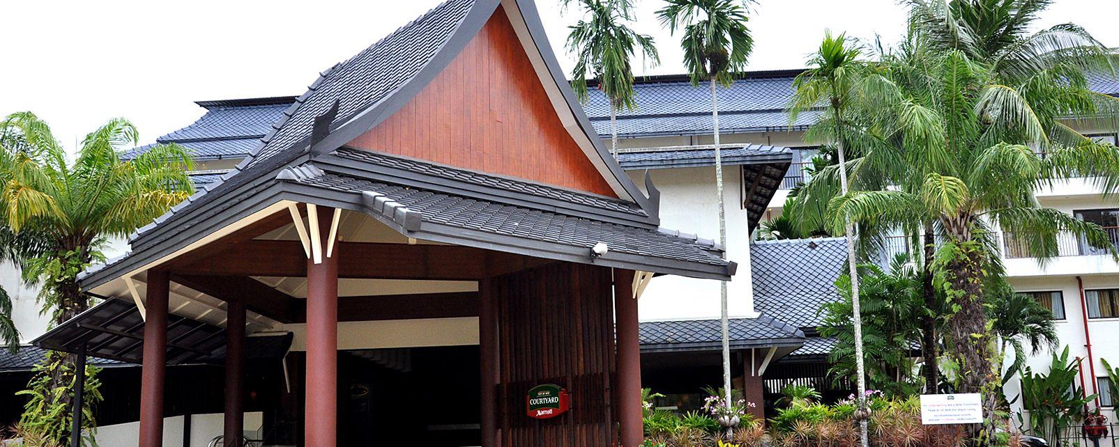 Hotel Courtyard Phuket at Kamala Beach
