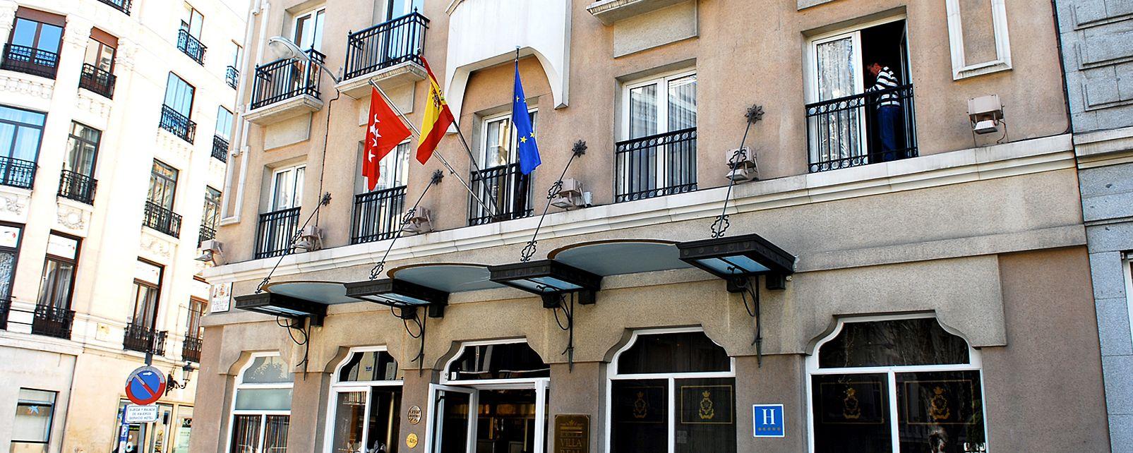 Hotel Derby Villa Real Hotel