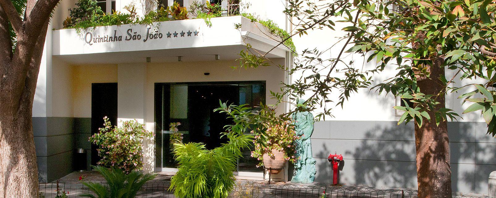 Hotel Quintinha de Sao Joao