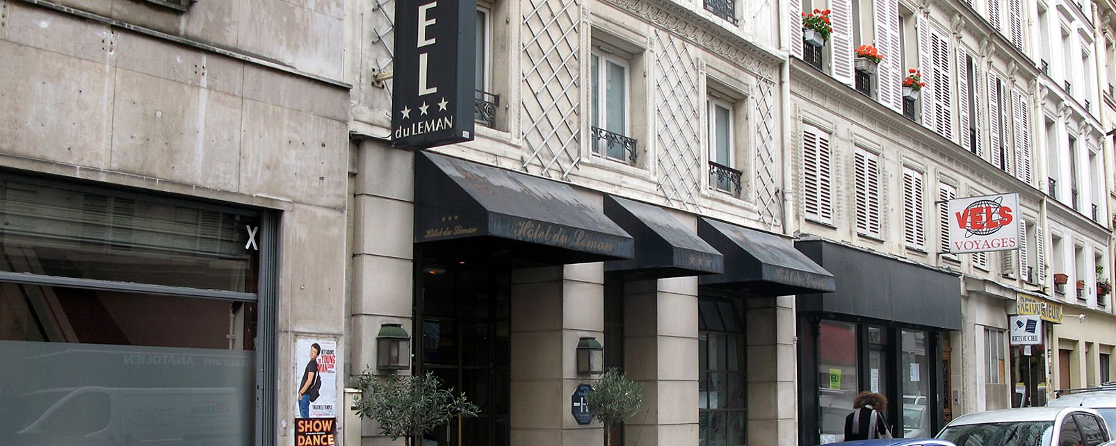 Hotel Du Leman Hotel