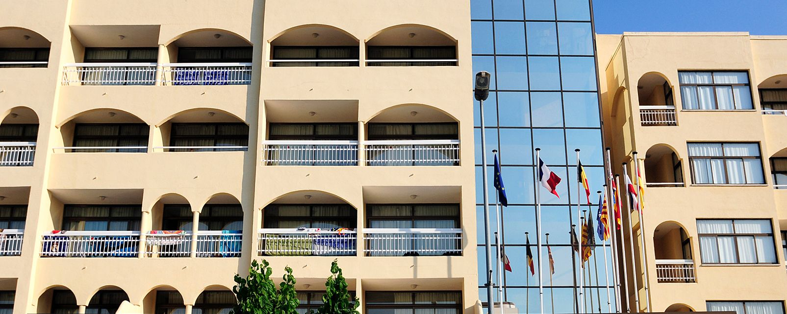 Hotel Evenia Olympic Suites