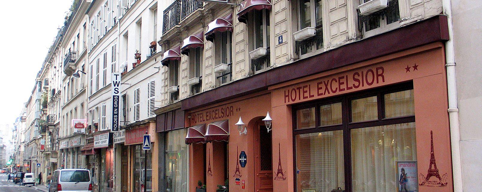 Hôtel Excelsior Republique