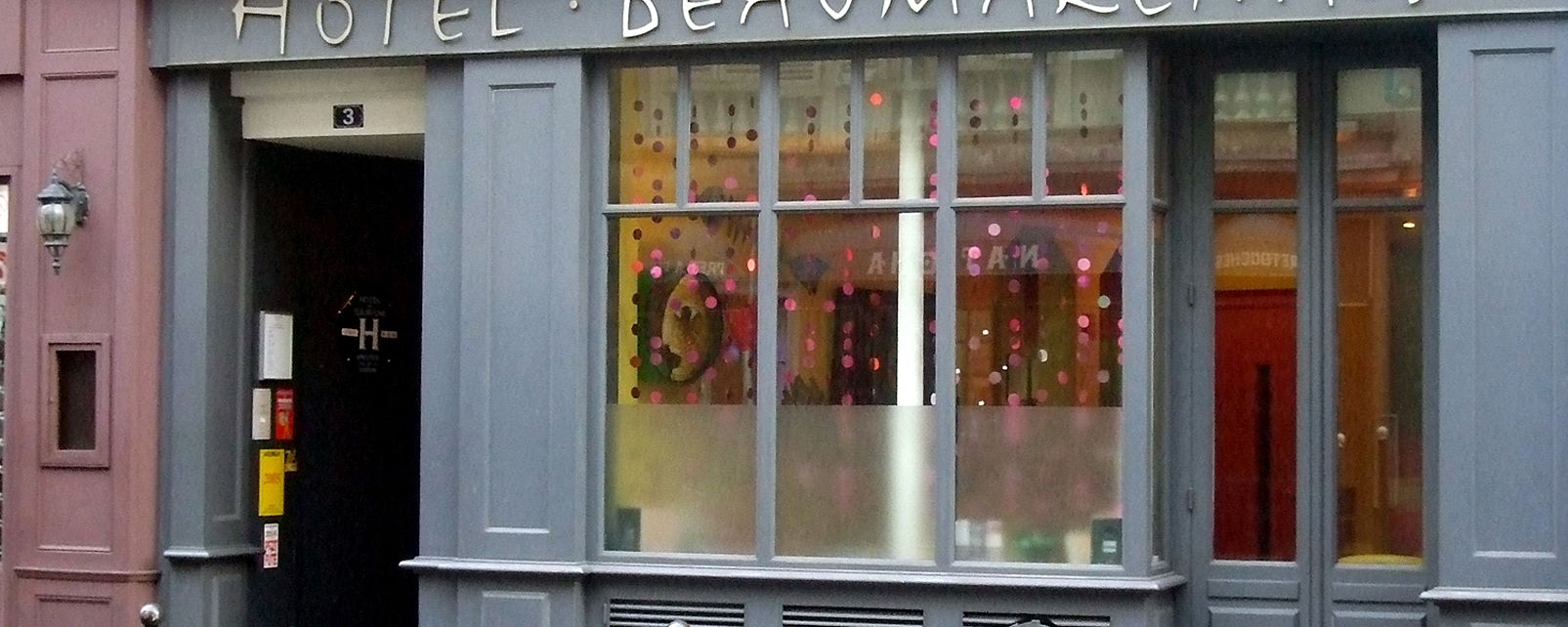 Hotel Exclusive Beaumarchais Marais