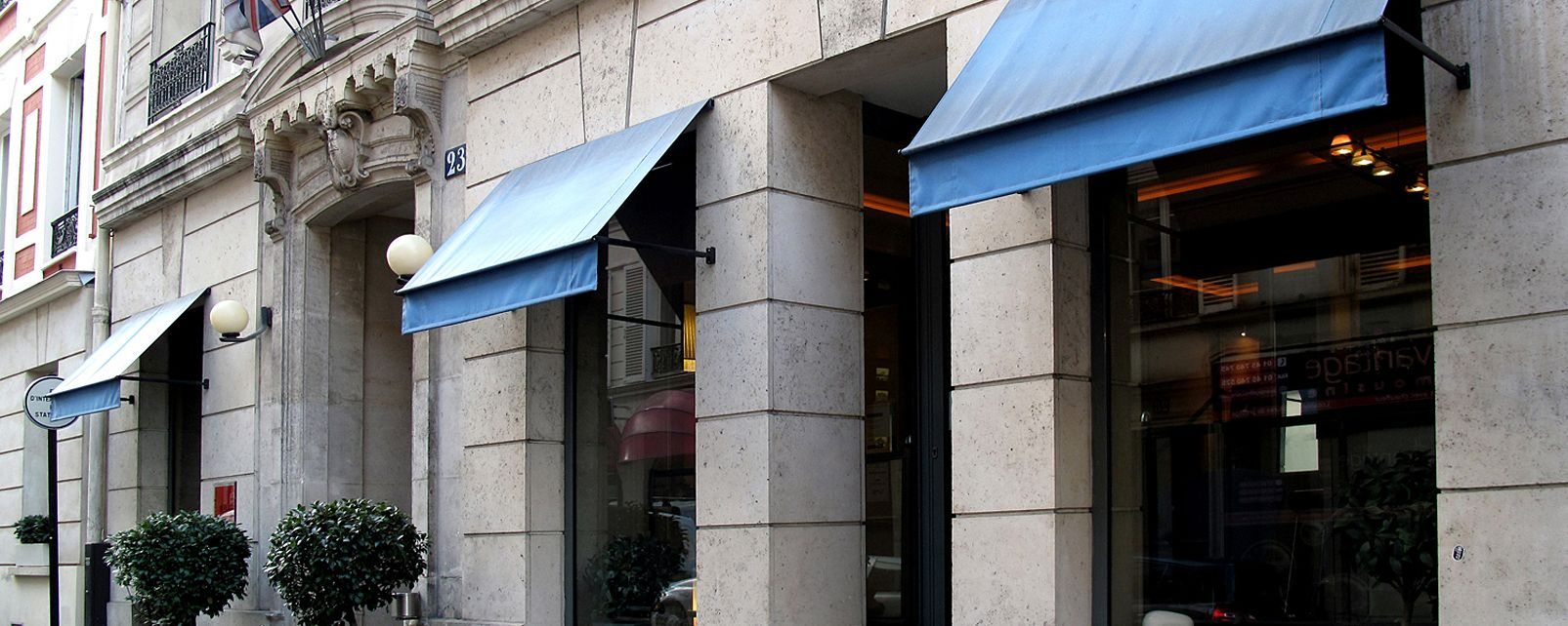 Hôtel Exclusive Tilsitt Etoile