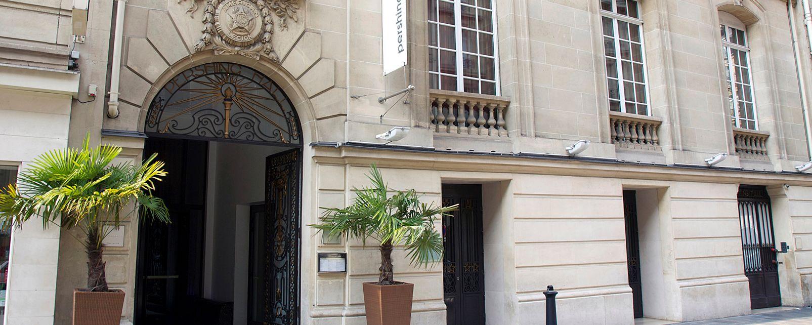 Hôtel Exclusive Pershing Hall Elysees