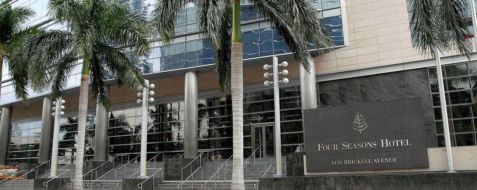 Hôtel Four Seasons Miami