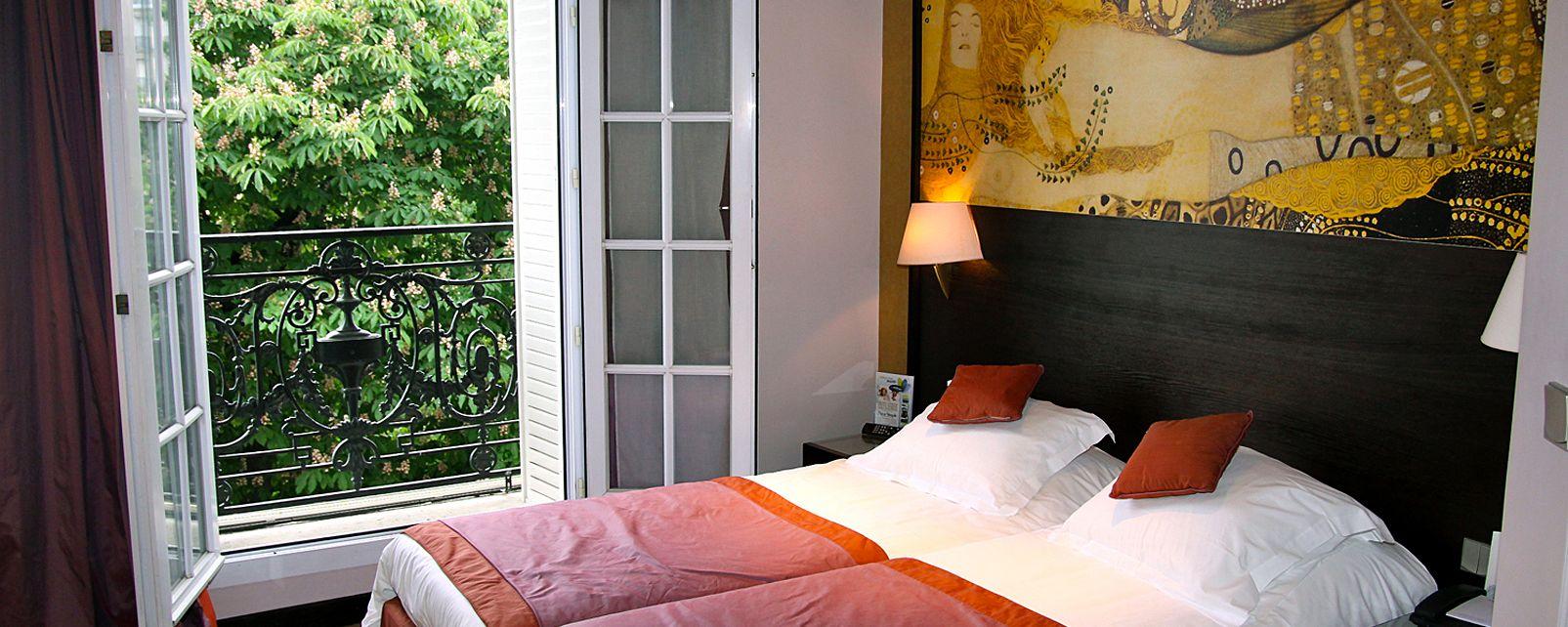 Little Palace Hotel Parigi