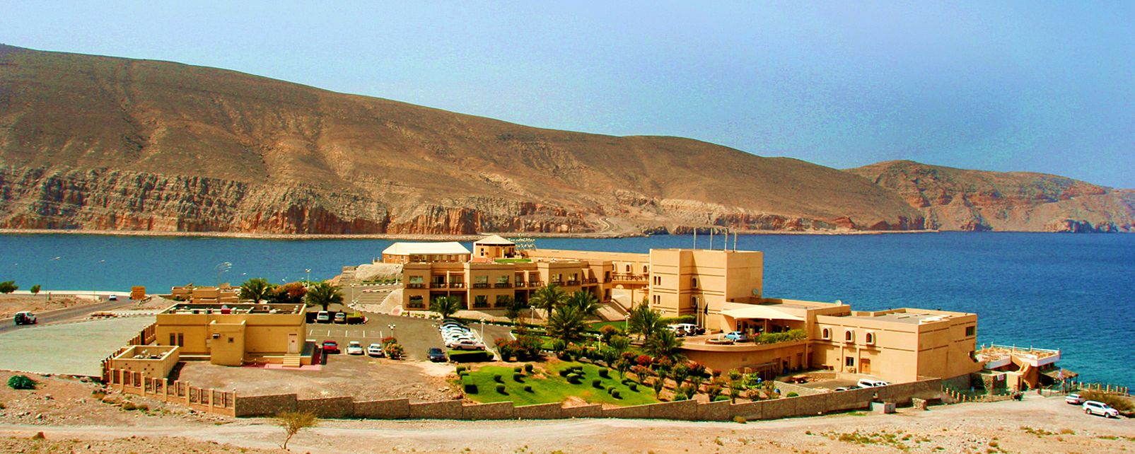Hotel Atana Resort Khasab in