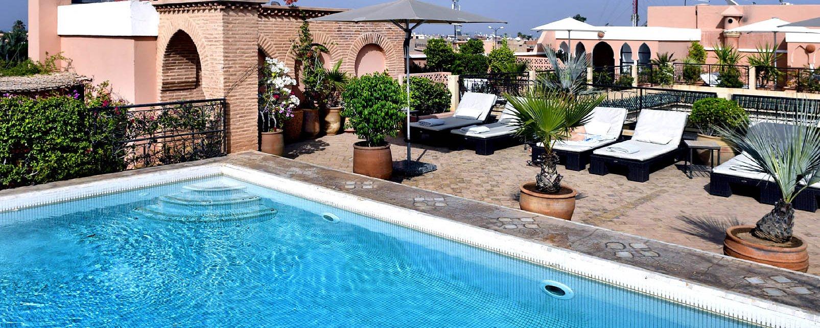 Hotel La Villa des Orangers