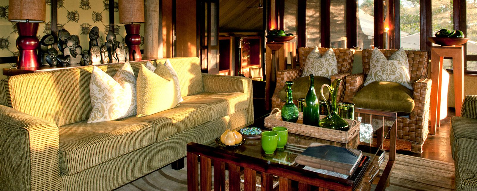 Hotel The Ngala Tented Camp
