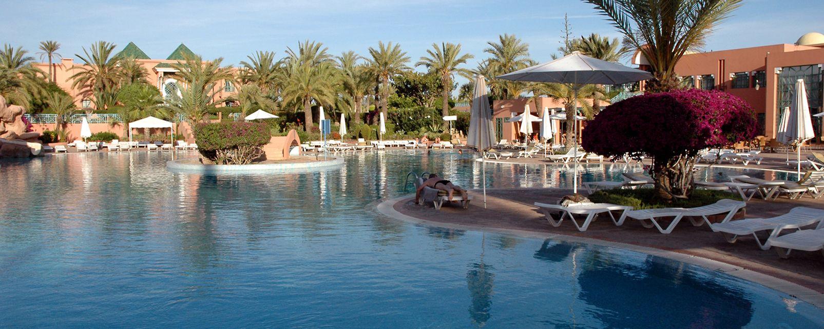 Hotel sangho marrakech in for Hotels marrakech