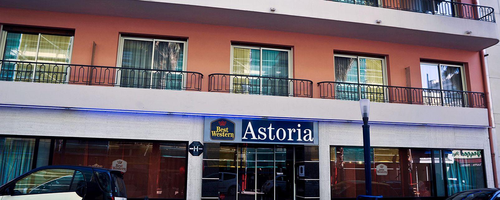 Hôtel Best Western Astoria