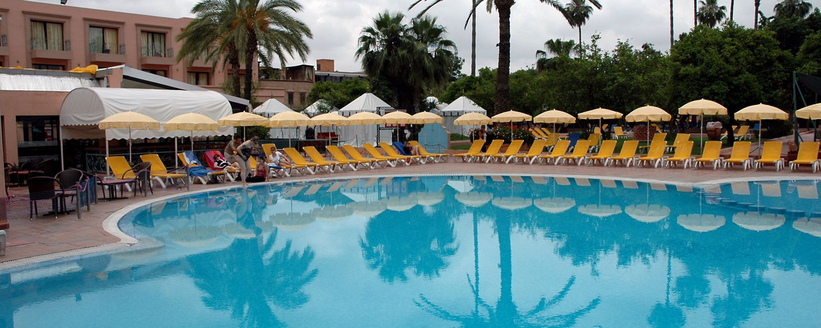 Hotel Nouvelles frontieres Hôtel-Club Les Almoravides
