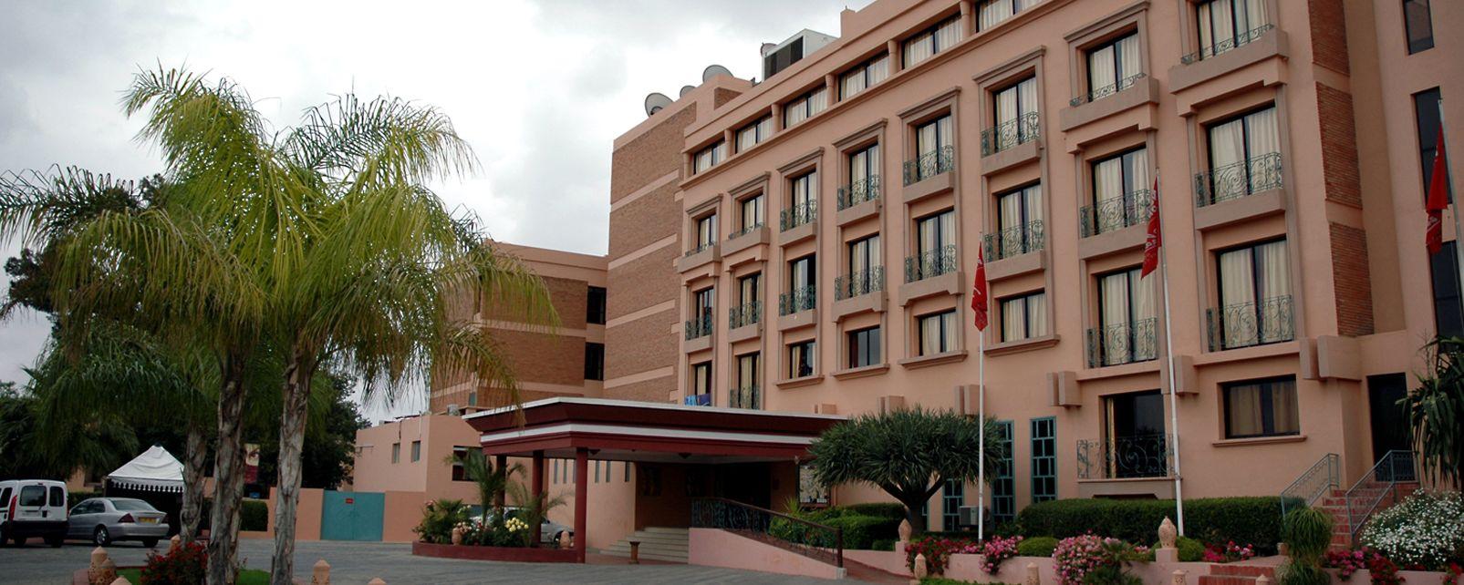 Hôtel  Les Almoravides