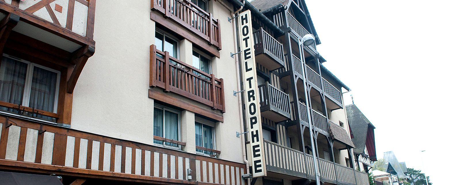 Hotel Le Trophée
