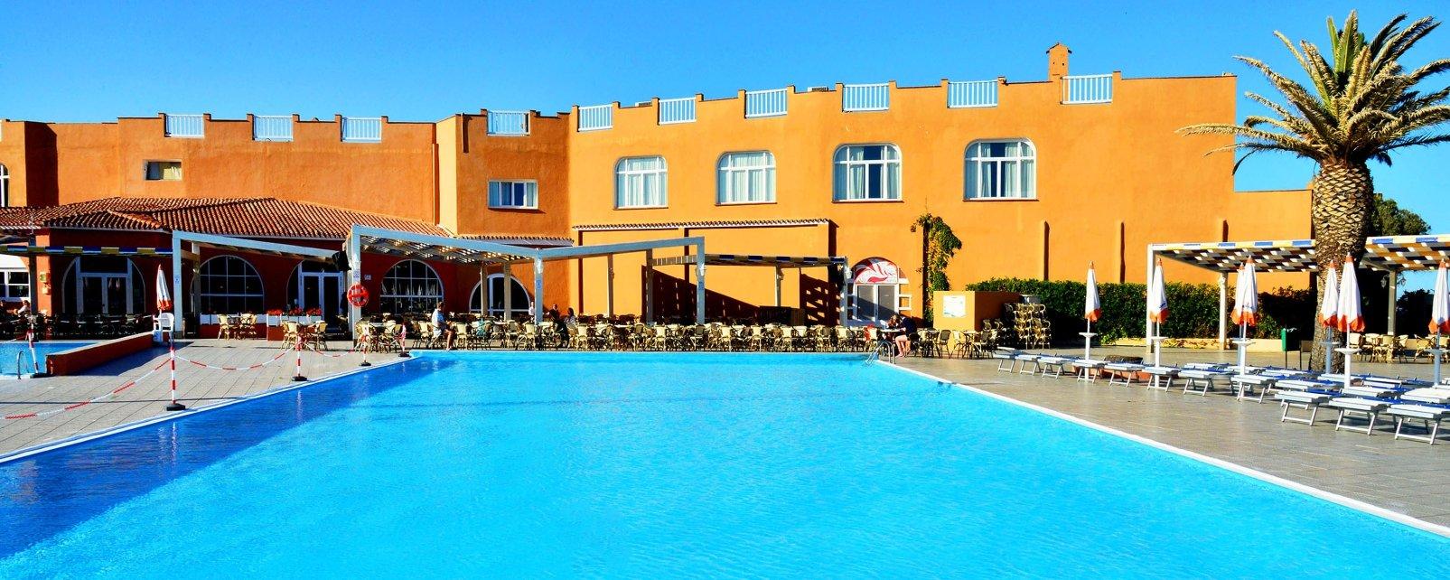 Hotel Club Marmorata Village  Sardaigne