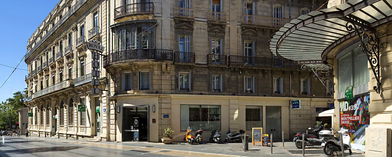Hôtel Hôtel Royal
