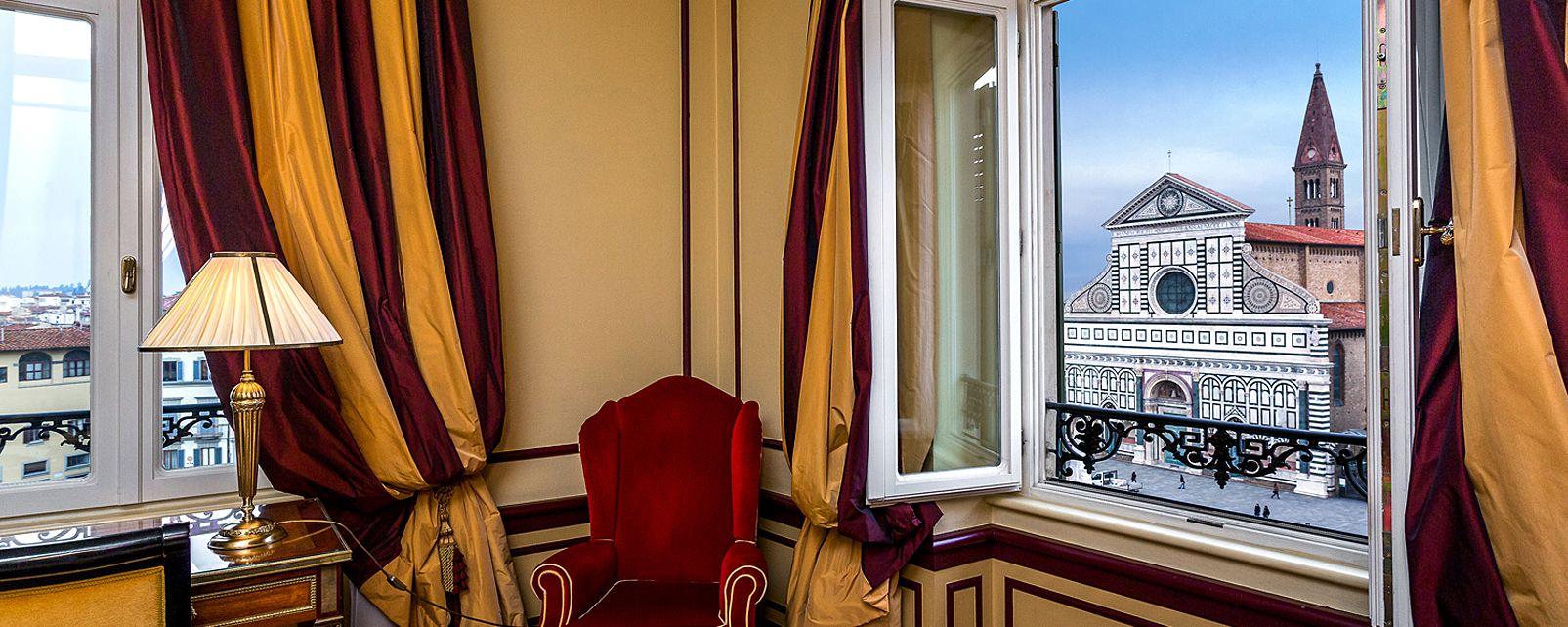 Hôtel Santa Maria Novella