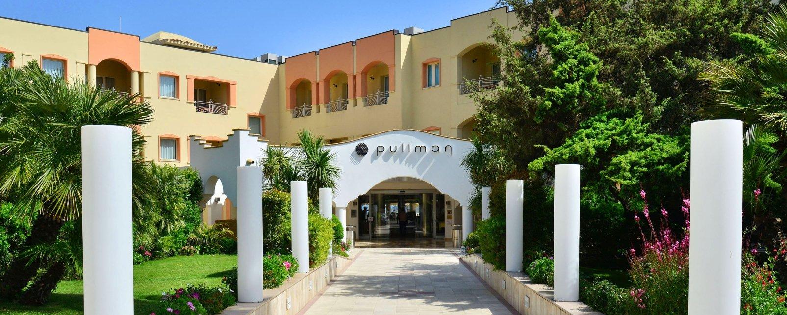 Hotel Pullman Timi Ama