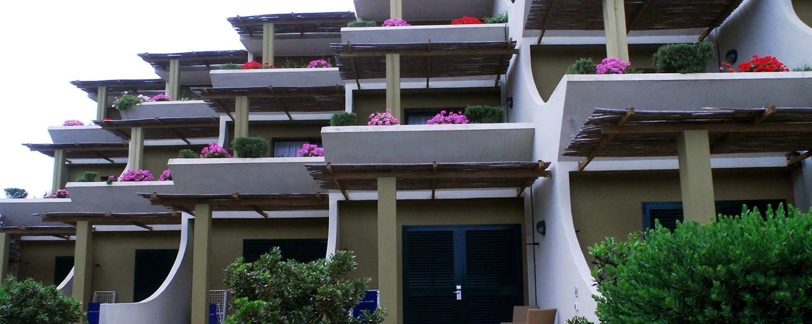 Hôtel Tanka Village
