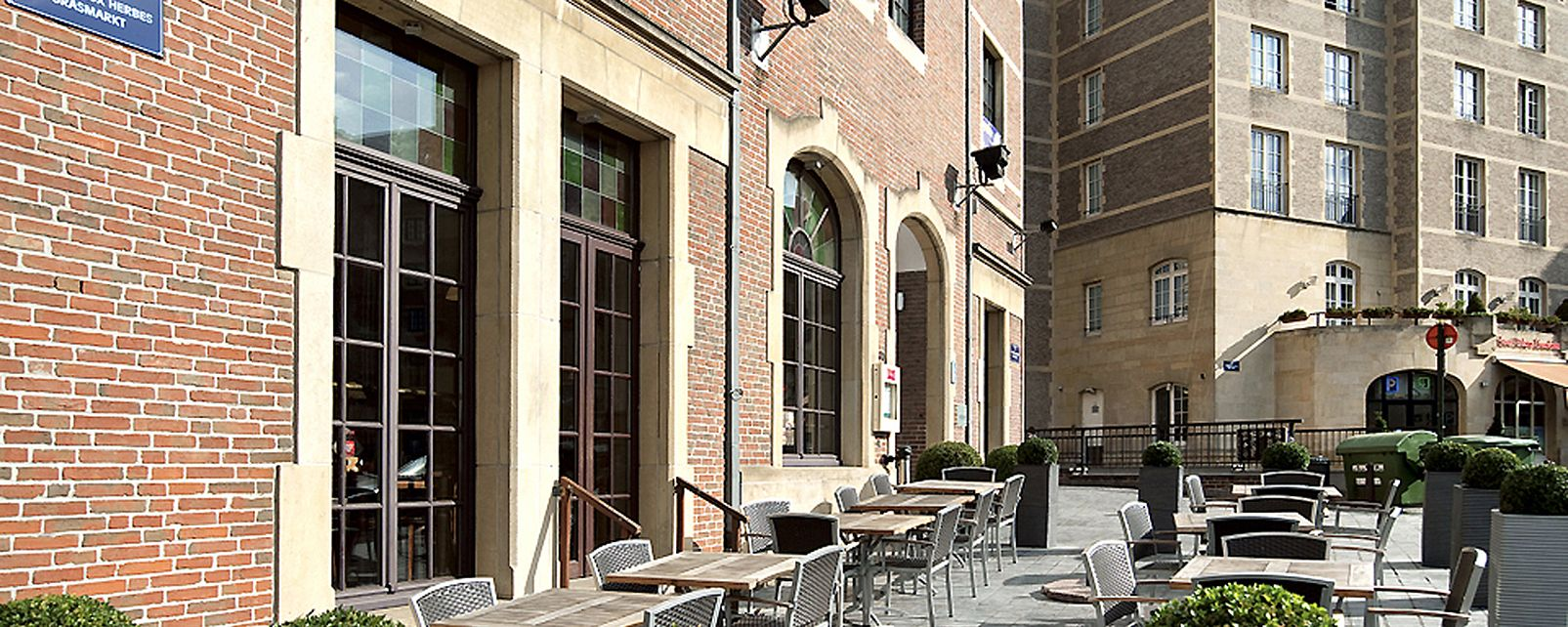 Hotel Ibis Brussels off Grand' Place