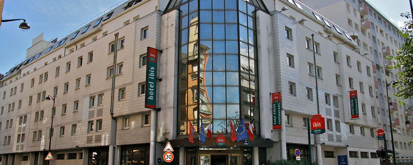Hotel Rue Alesia Paris