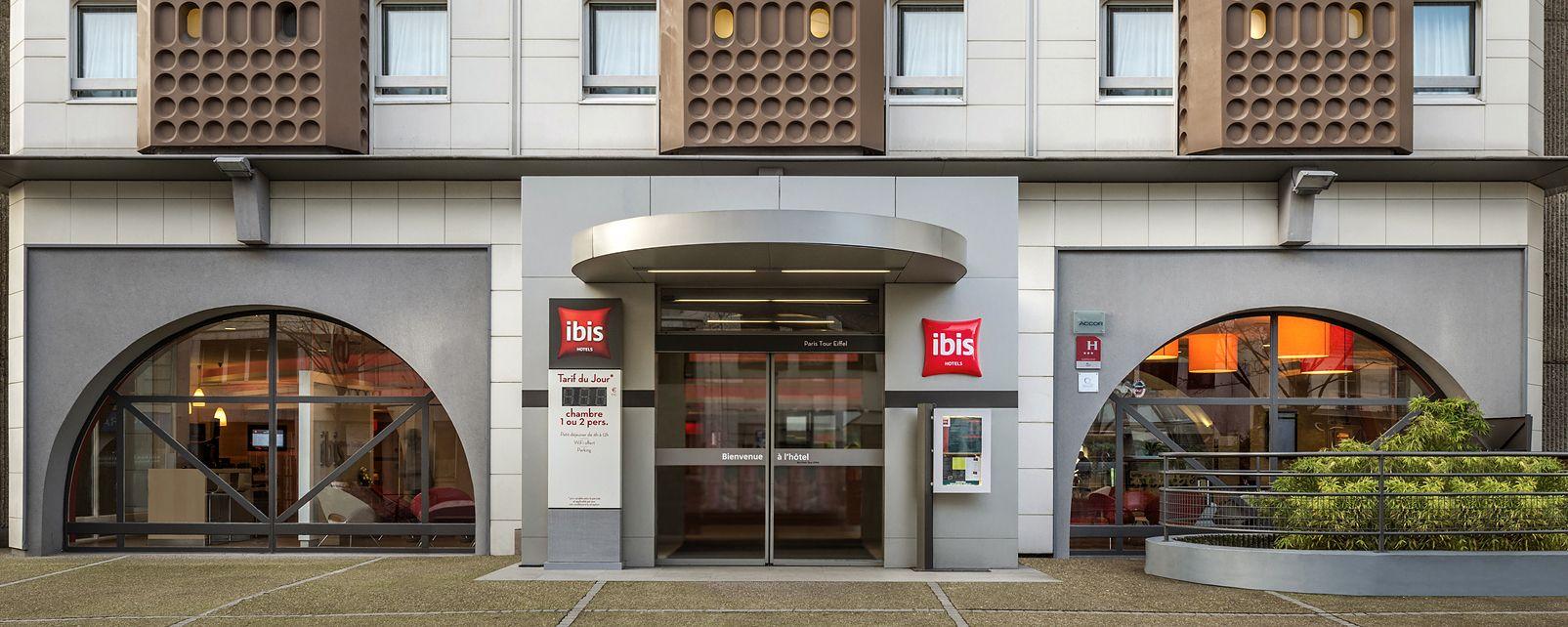 Ibis Hotel Cambronne Paris