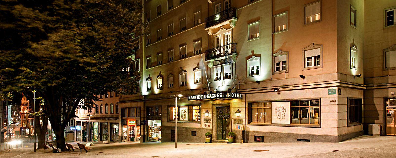 Hôtel Infante Sagres Hotel