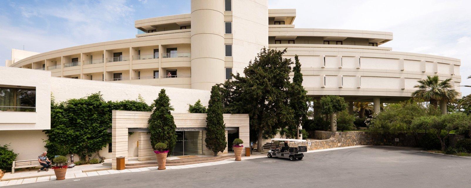 Hôtel Agapi Beach Resort
