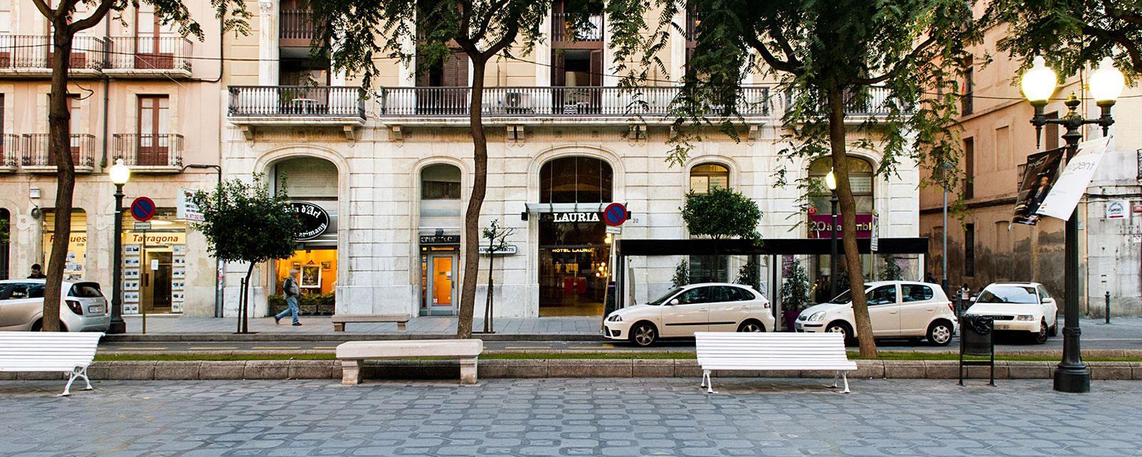 Hôtel Lauria Hotel