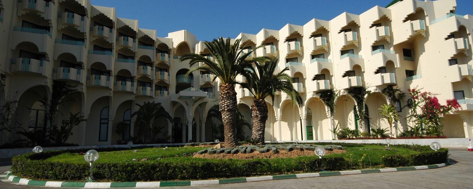 Hôtel Nahrawess Thalassa Palace