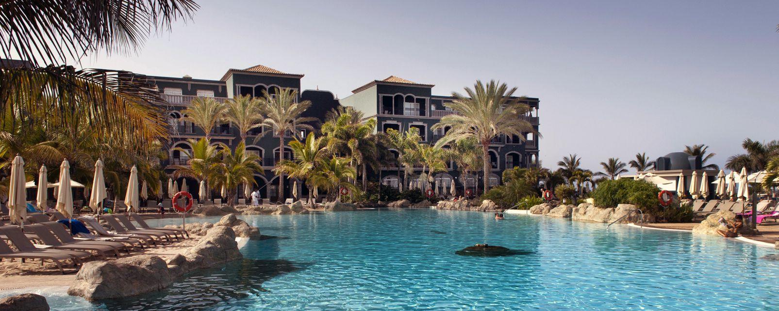 Hôtel Lopesan Villa del Conde Resort Thalasso
