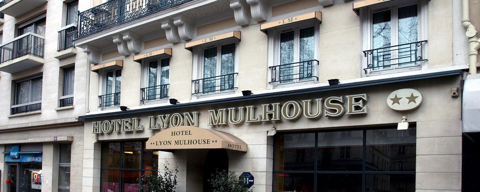 Hotel Lyon Mulhouse Bastille