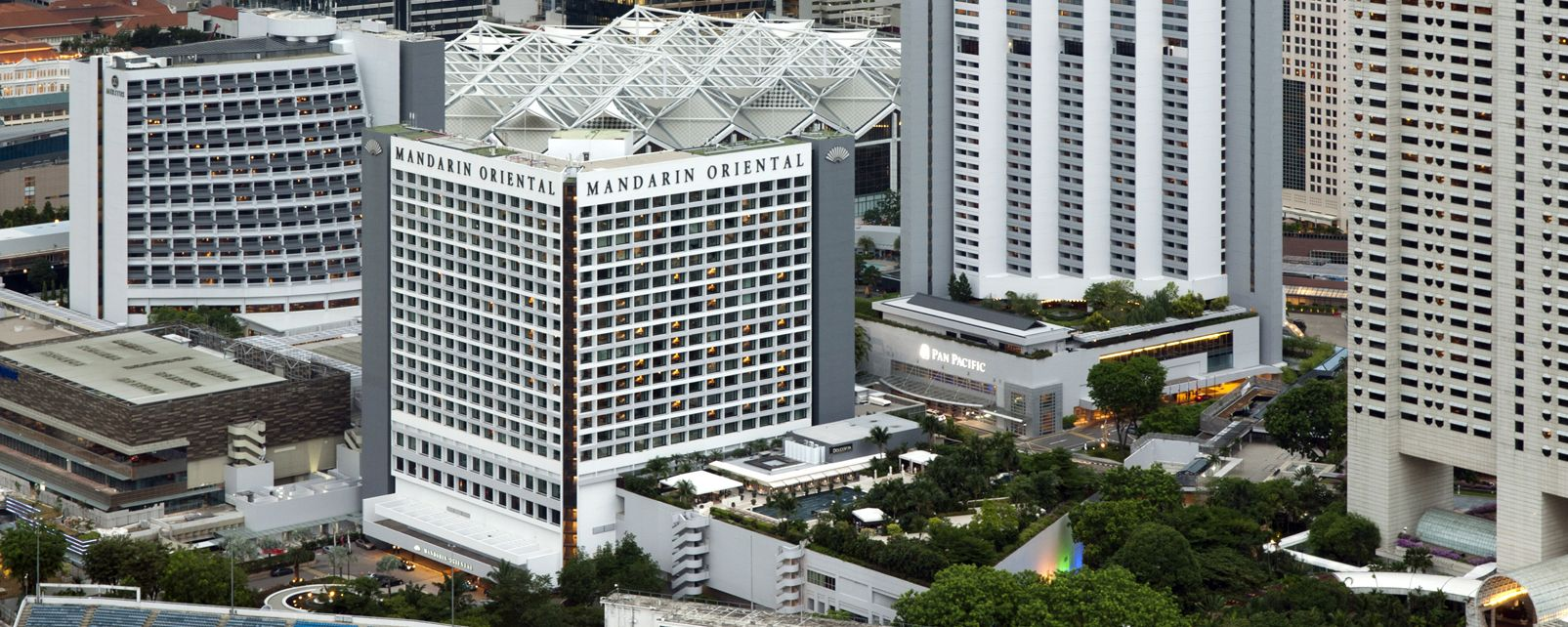 Hôtel Mandarin Oriental Singapore