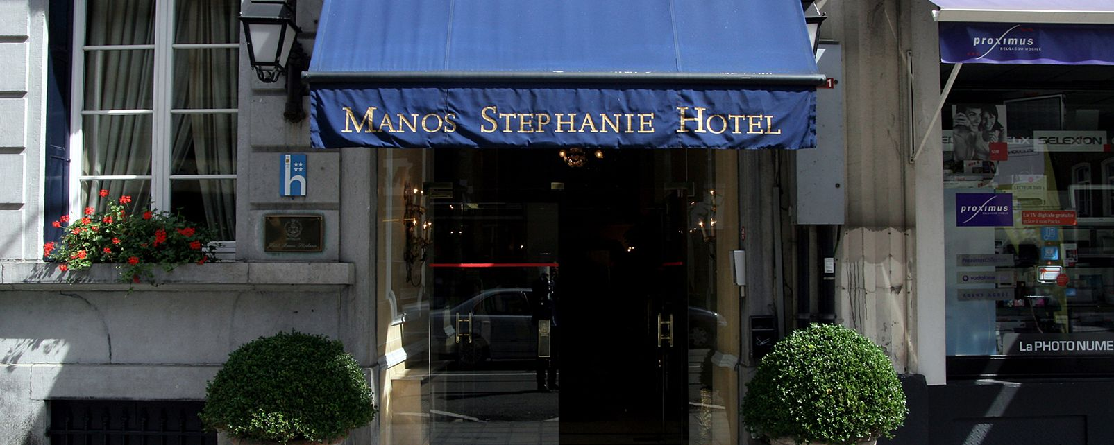 Hôtel Manos Stephanie