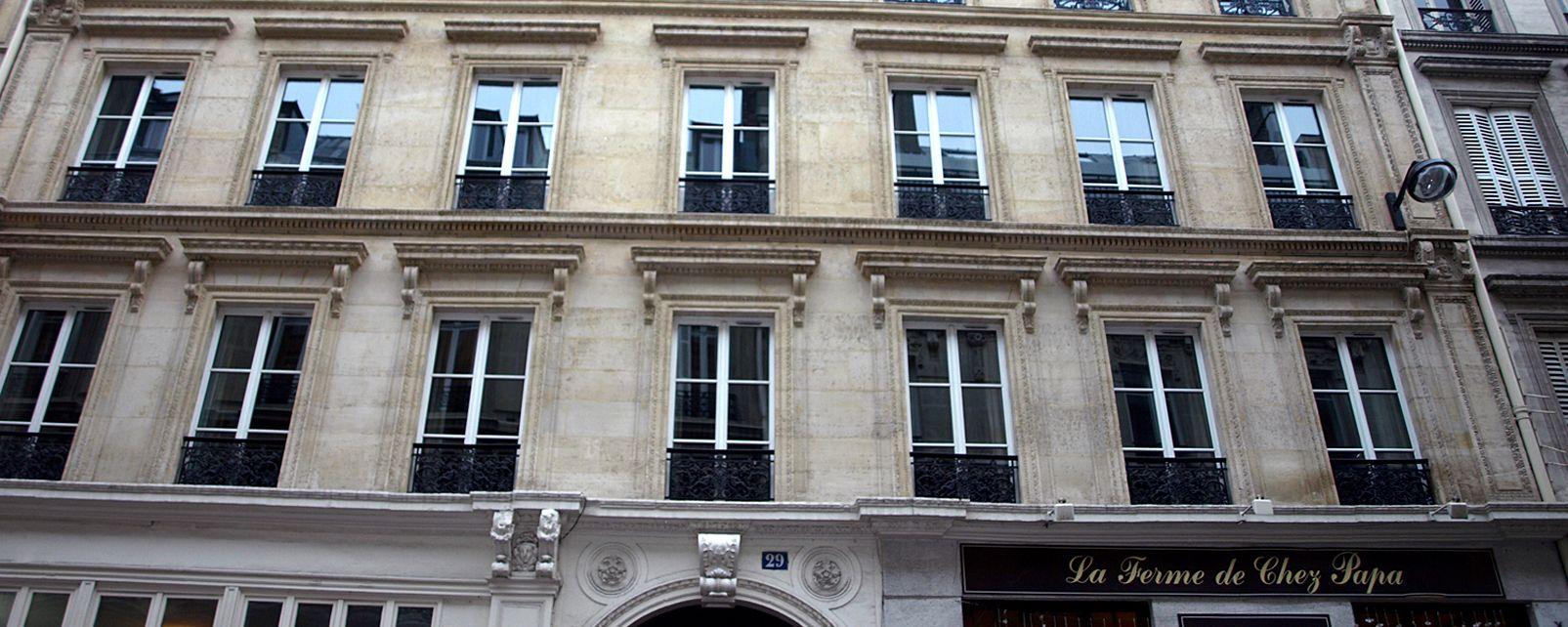 Hotel Paris Royal Madeleine